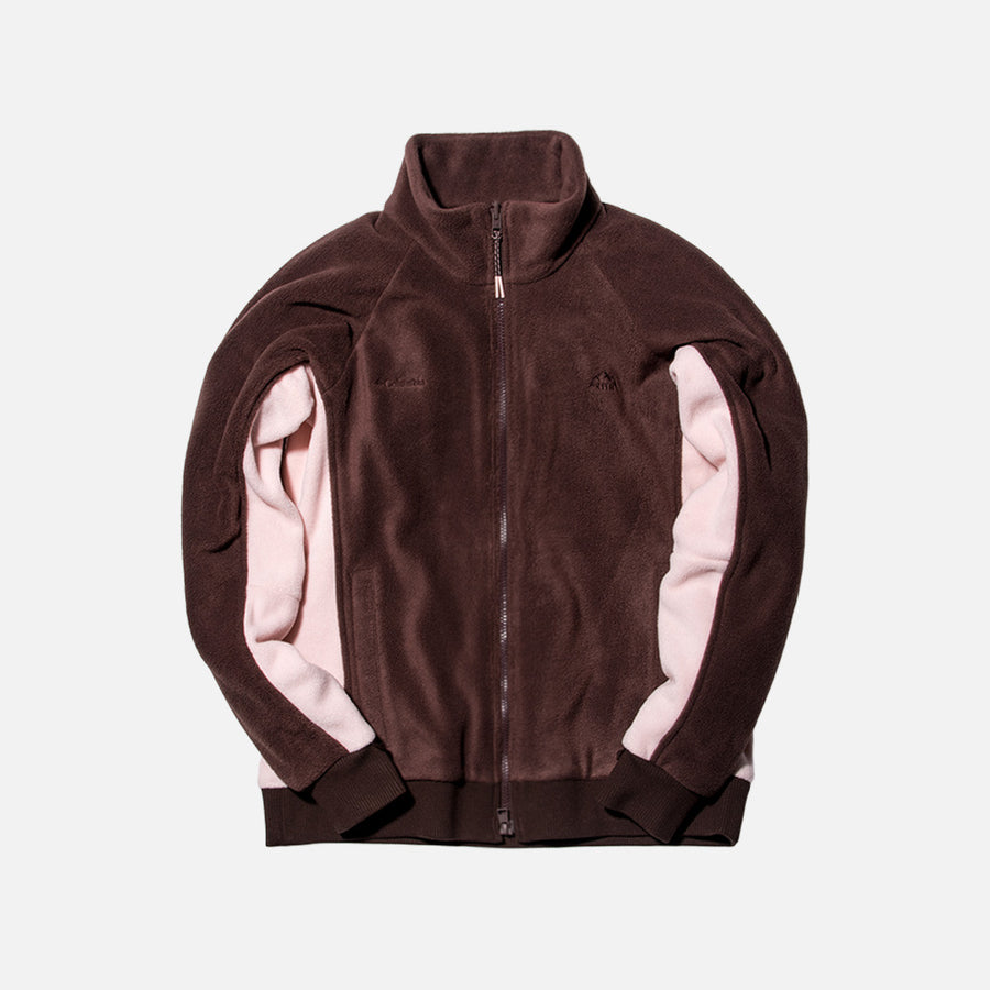 Kith x Columbia Sportswear Core Fleece Jacket - Cattail