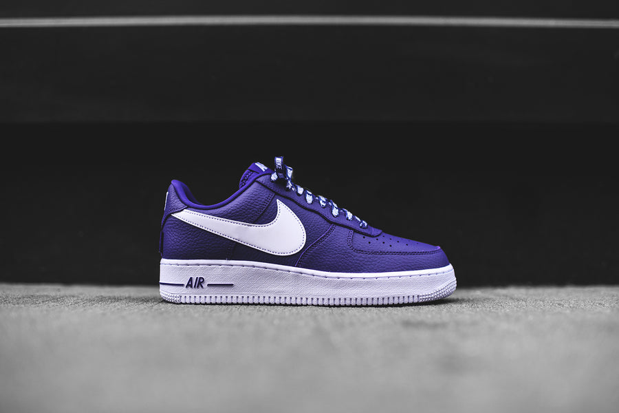 Nike x NBA Air Force 1 LV8 - Purple / White