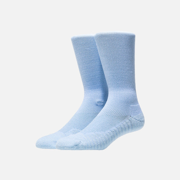 Kith x Stance Fusion Performance Crew Sock - Blue