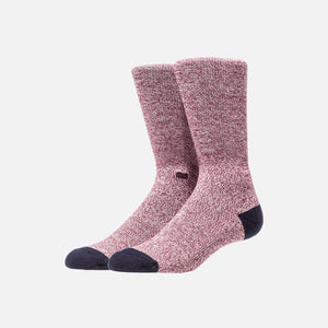 Kith Classics x Stance Crew Sock - Red