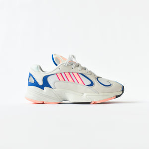 73759904500 adidas Originals Yung 1 - Crystal White / Clear Orange / Collegiate ...