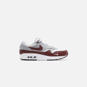 exótico mezcla Atlas  Nike Air Max 1 - White / Mystic Dates / Wolf Grey / Black – Kith