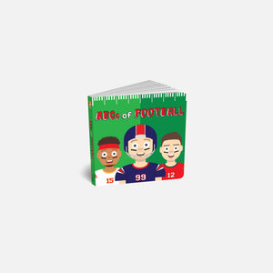 Diaper Book Club ABCs of Football