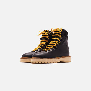 Diemme WMNS Monfumo Leather Boot - Black
