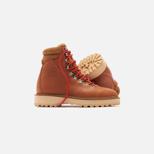 Diemme WMNS Monfumo Leather Boot - Brown