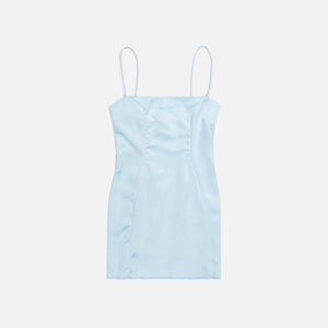Danielle Guizio Mini Dress - Corydalis Blue Image 1