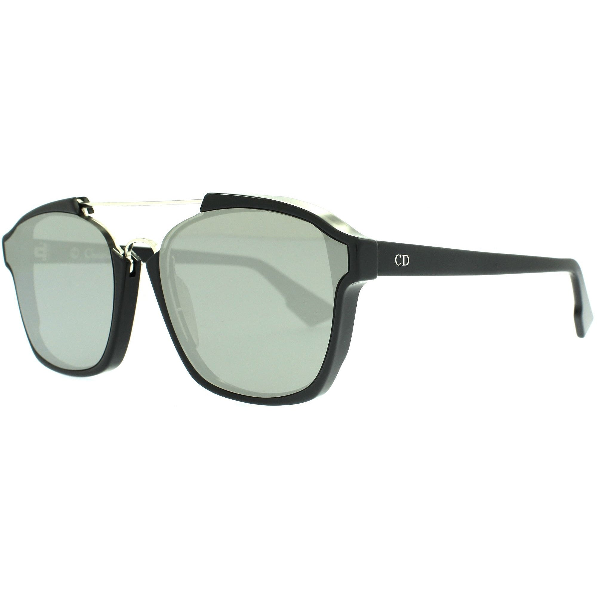 Dior Abstract Sunglasses - Black