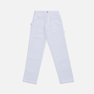 Dickies Girl Carpenter Pant - White