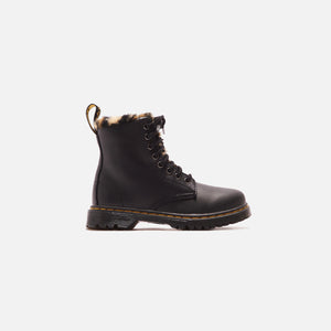 Dr. Martens 1460 Serena Leo Junior Boot - Black