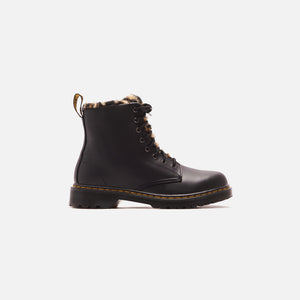 Dr. Martens 1460 Serena Leo Youth Boot - Black