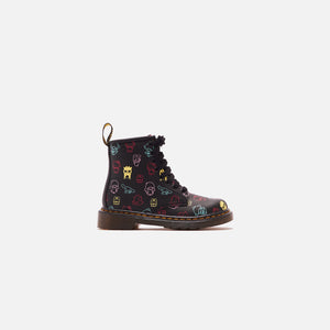 Dr. Martens x Hello Kitty & Friends Junior 1460 Boot - Black