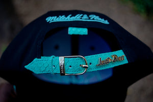JUST DON Chicago Bulls Script - Black / Mint