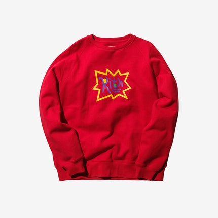 Kith x Rugrats Crewneck - Red