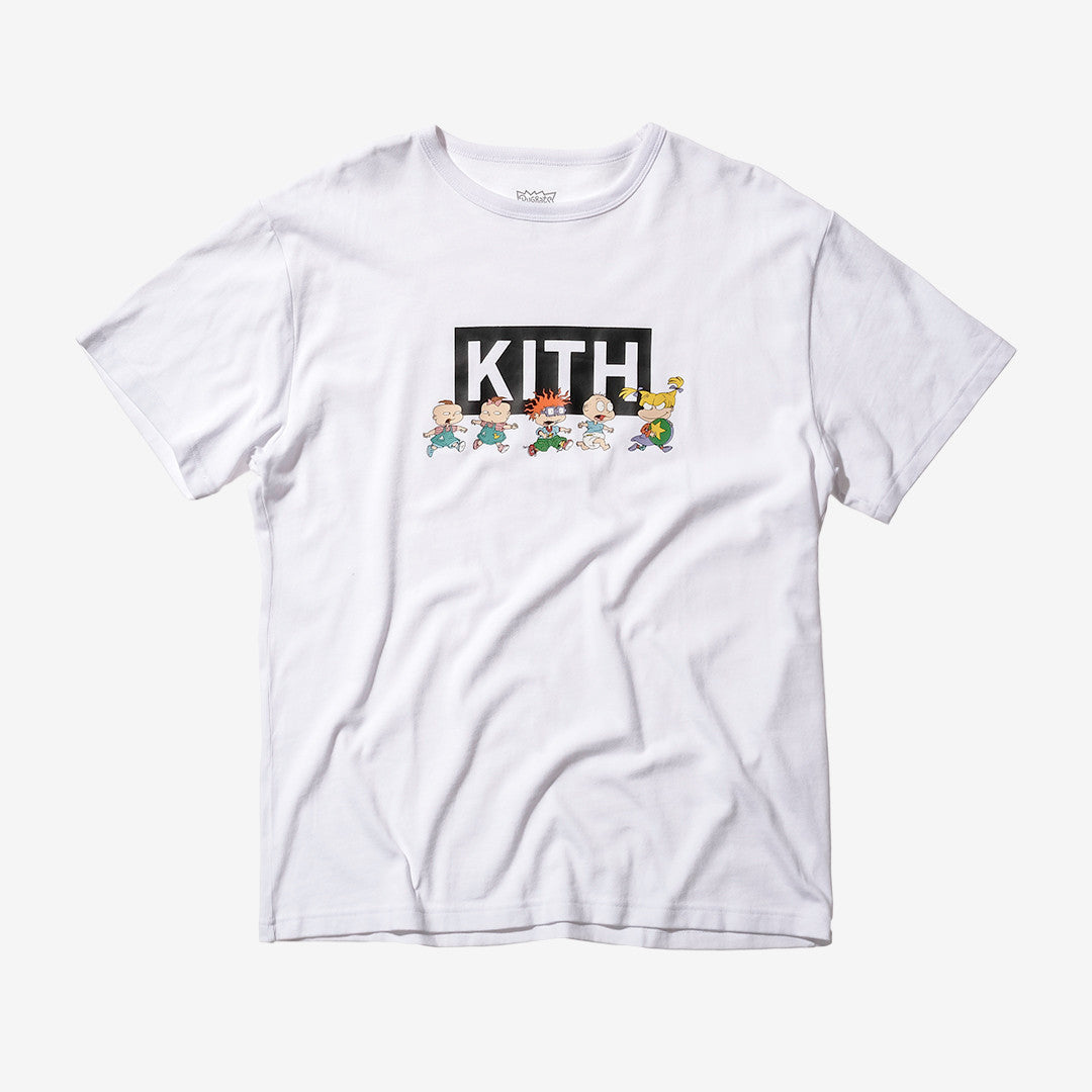 Kith x Rugrats Chase Tee - White