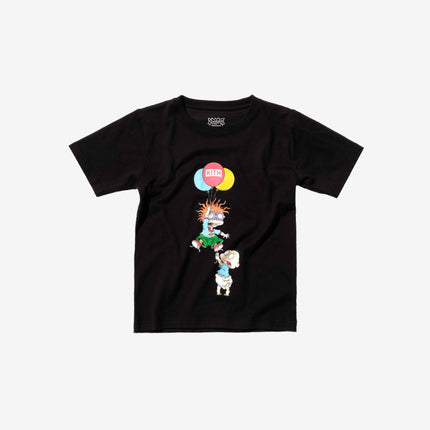 Kidset x Rugrats Tommy & Chuckie Tee - Black