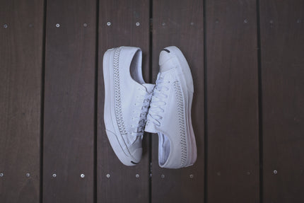 Converse Jack Purcell Ox Woven - White