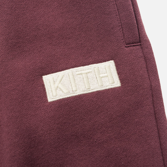 Kith Kids Williams Sweatpant - Plum