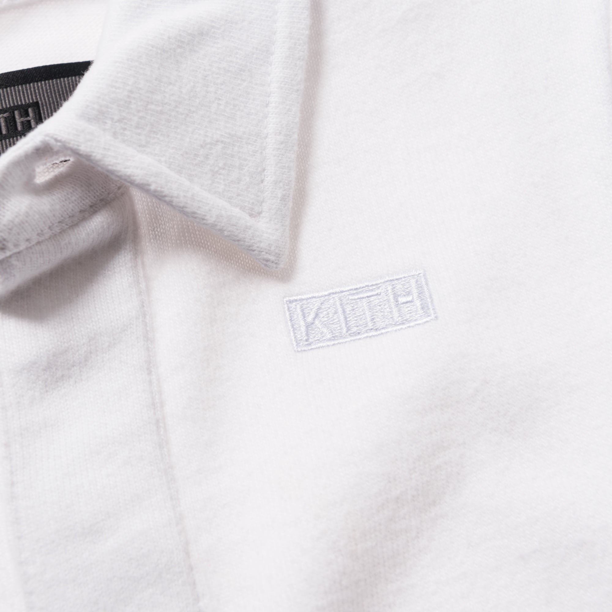 Kith Kids Polo - White