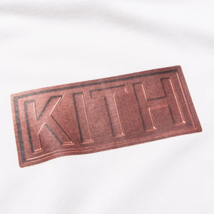 Kith Treats Chocolate Tee - White