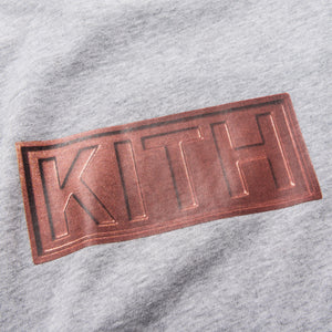 Kith Treats Chocolate Tee - Heather Grey