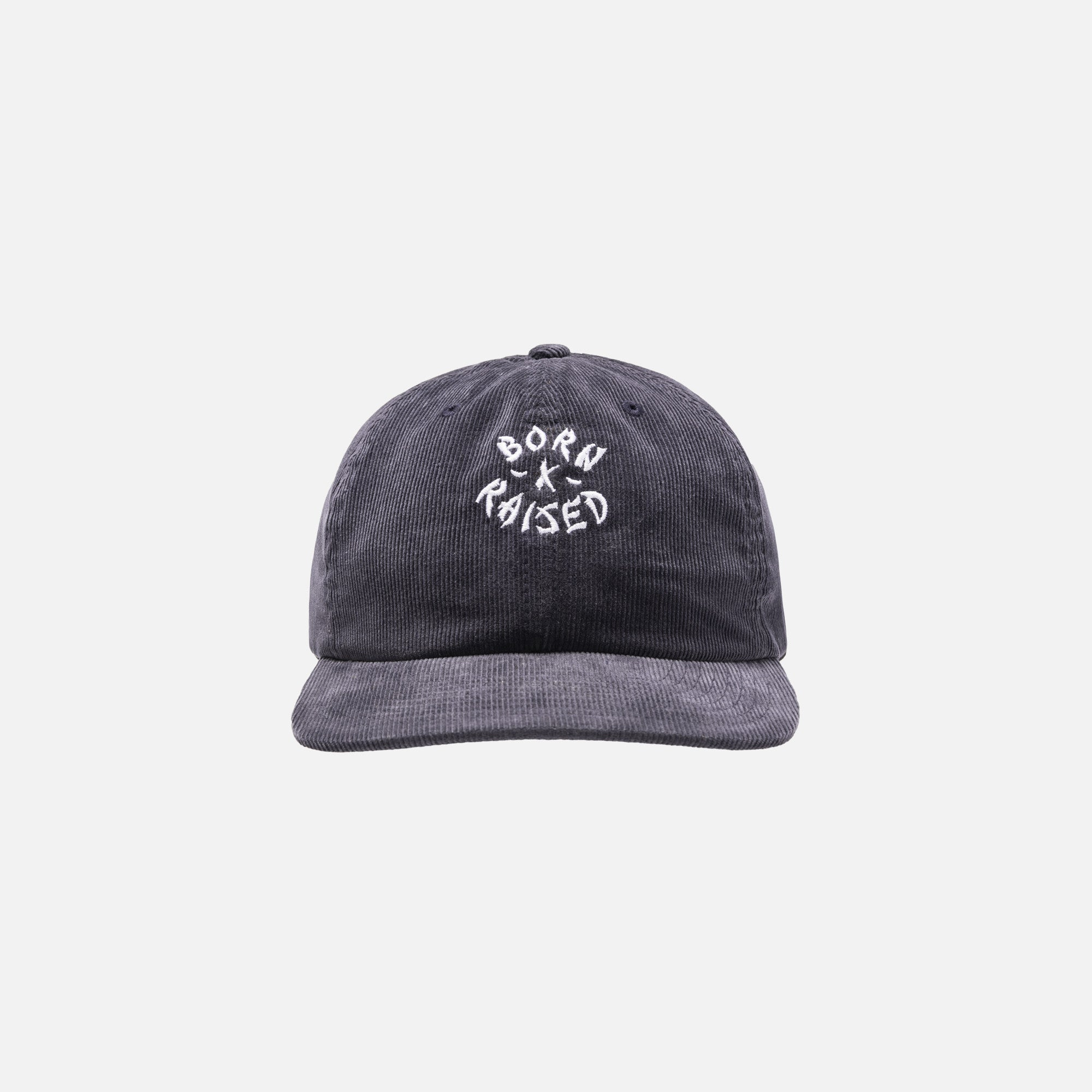 Born X Raised x Mitchell & Ness Westside Rocker Cap - Navy