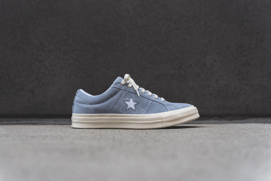 Converse x Golf le Fleur One Star - Airway Blue
