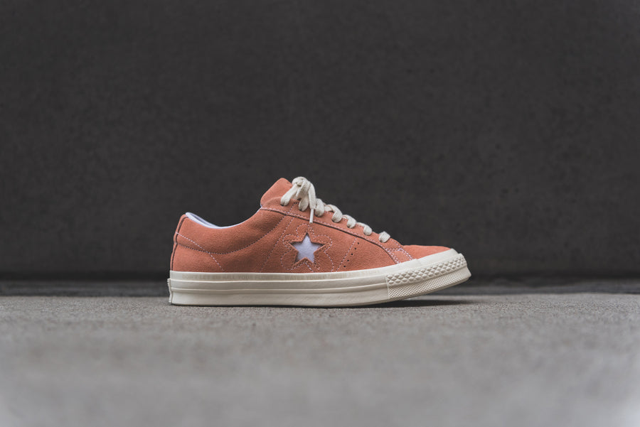 Converse x Golf le Fleur One Star - Peach Pearl