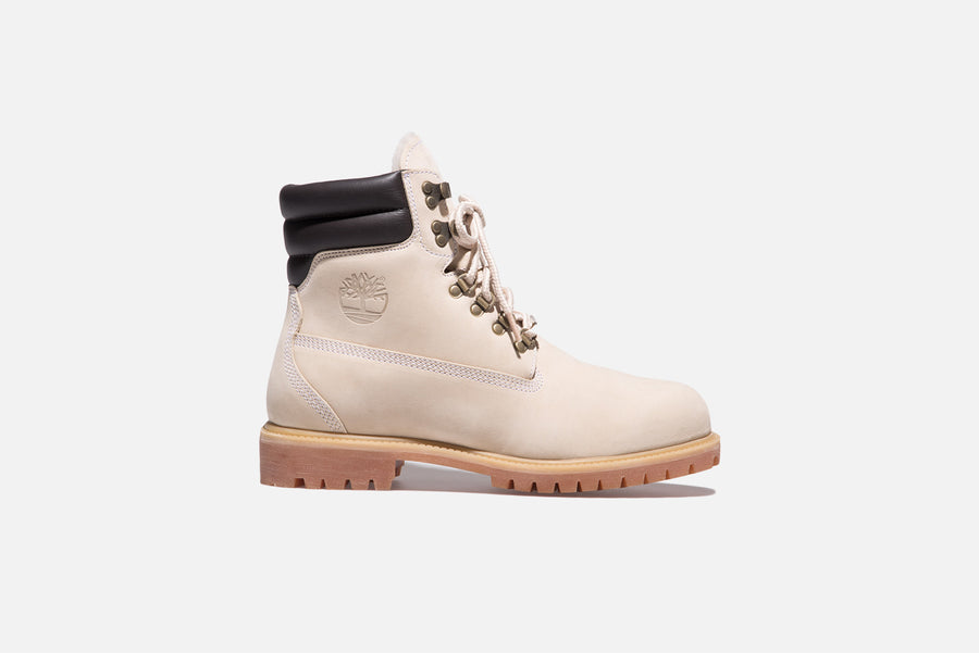 "Ronnie Fieg x Timberland 6"" 40 Below - Bone"