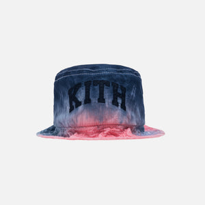 Kith Kids Seersucker Bucket Hat M/L - Tie Dye
