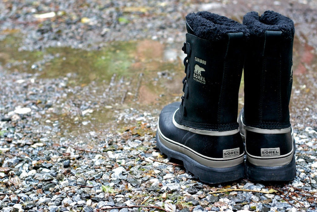 SOREL Caribou - Black
