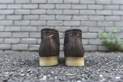 Clarks Wallabee Boot - Beeswax