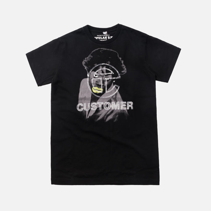 Telfar Popular Sky Tee - Black