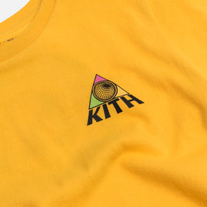 Kith Kids Summer Set Tee - Super Lemon