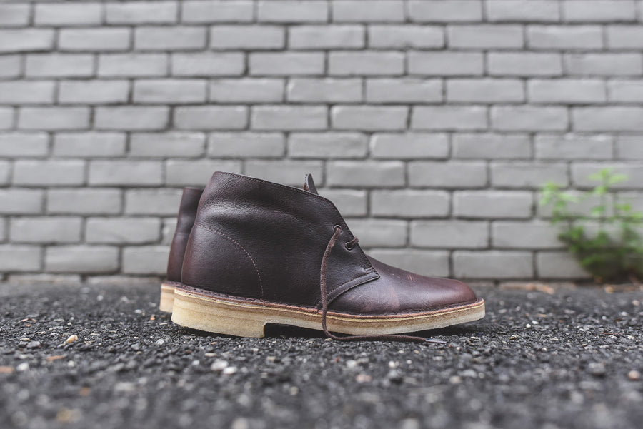 Clarks Desert Boot - Brown