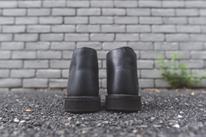 Clarks Desert Boot - Black Beeswax Leather Image 4