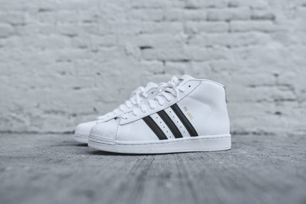 adidas Originals Pro Model - White / Black