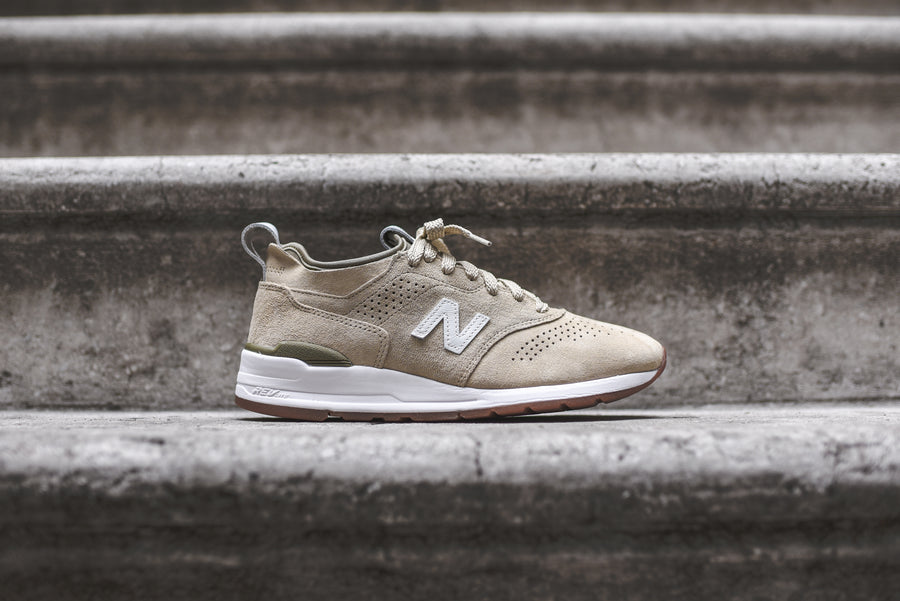 New Balance 997 Decon - Sand / White