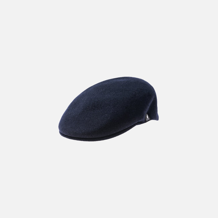 Kith x Kangol Wool 504s Driver Hat - Navy