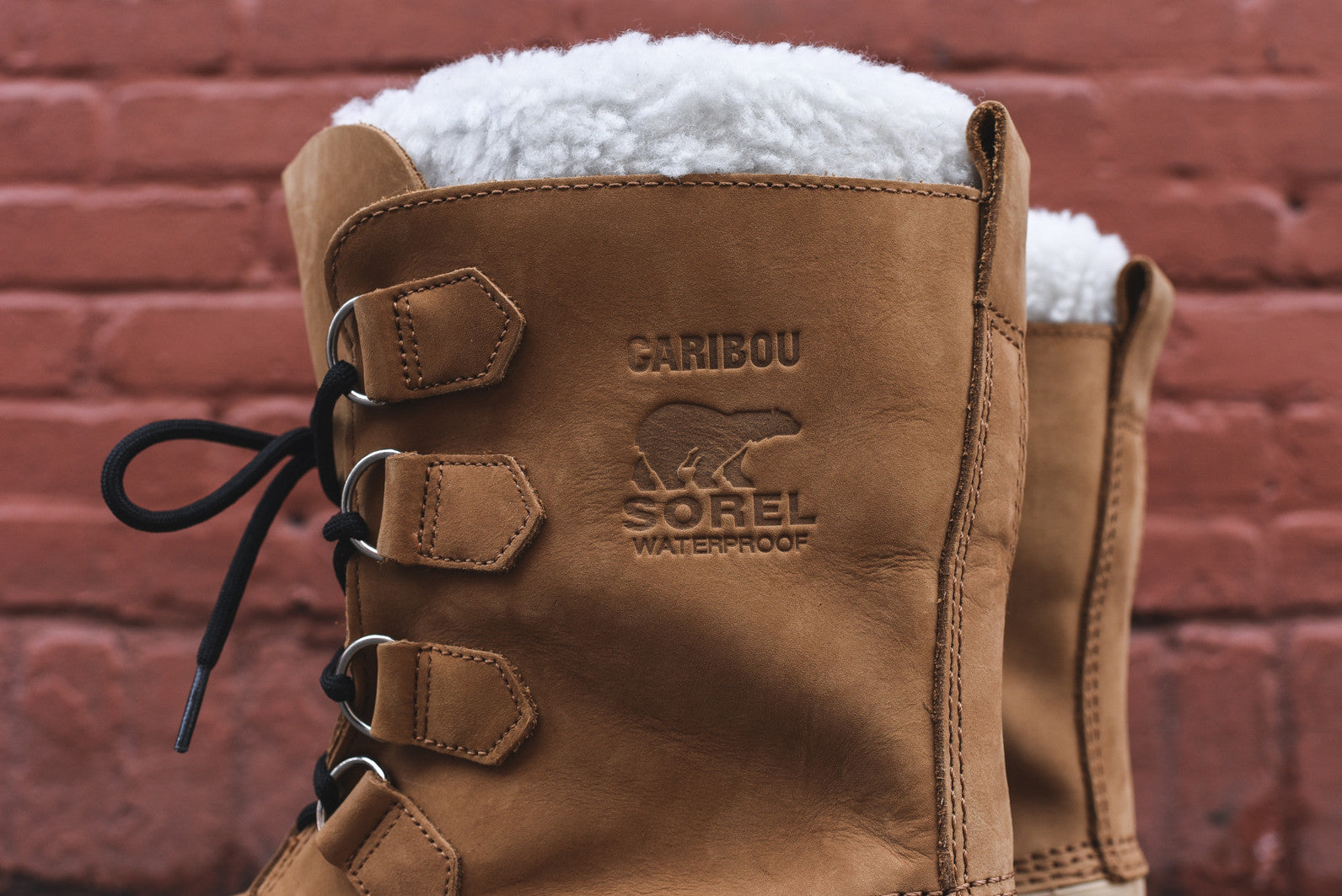 Sorel Caribou Boot - Buff