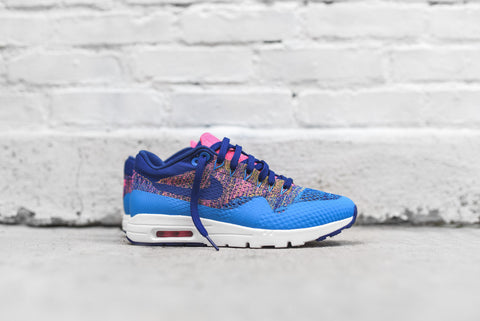 Nike WMNS Air Max 1 Flyknit - Blue / Multi