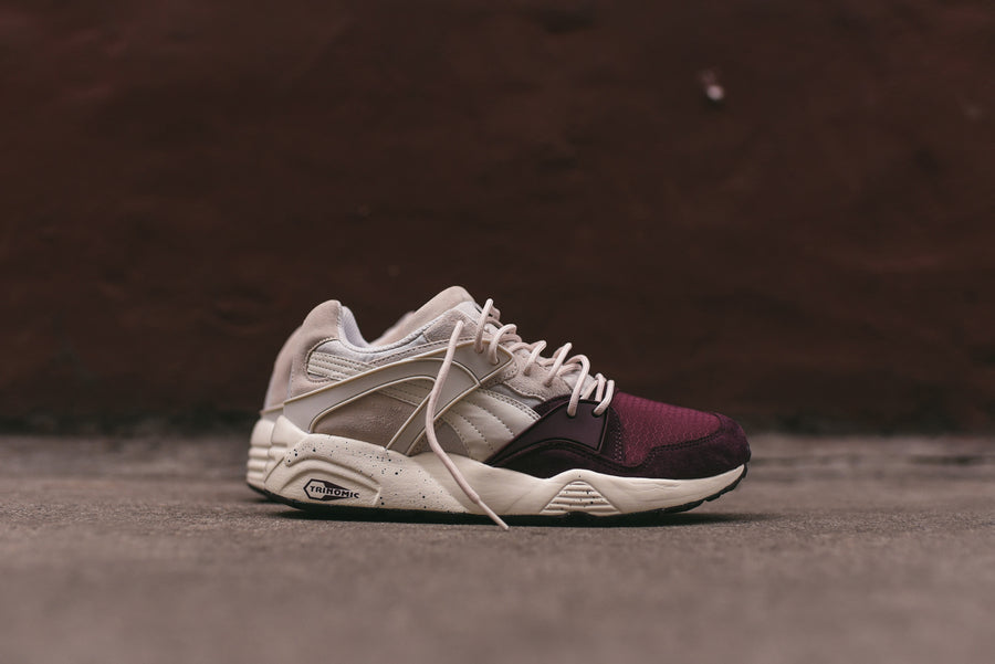 Puma Blaze Winter Tech - Wine / Vapor Grey
