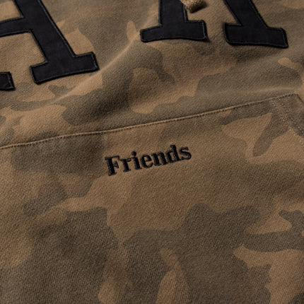 Kith US Fake Friends Hoodie - Camo