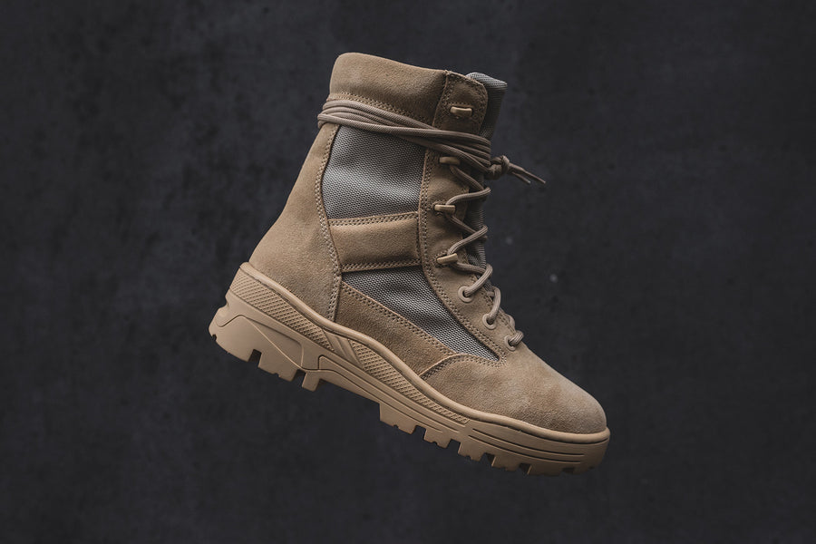 Yeezy Combat Boot - Light Sand