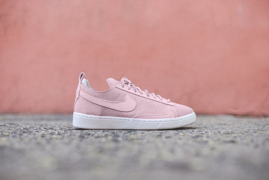 NikeLab Blazer Tech Low - Pink / White