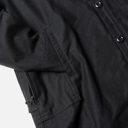 Kith Fatigue Ginza Button-Up - Black