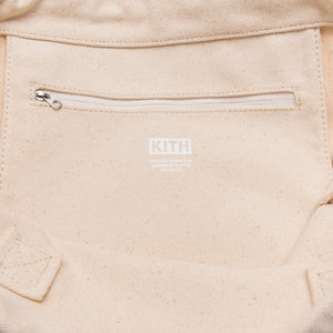 Kith Classic Canvas Tote - Natural