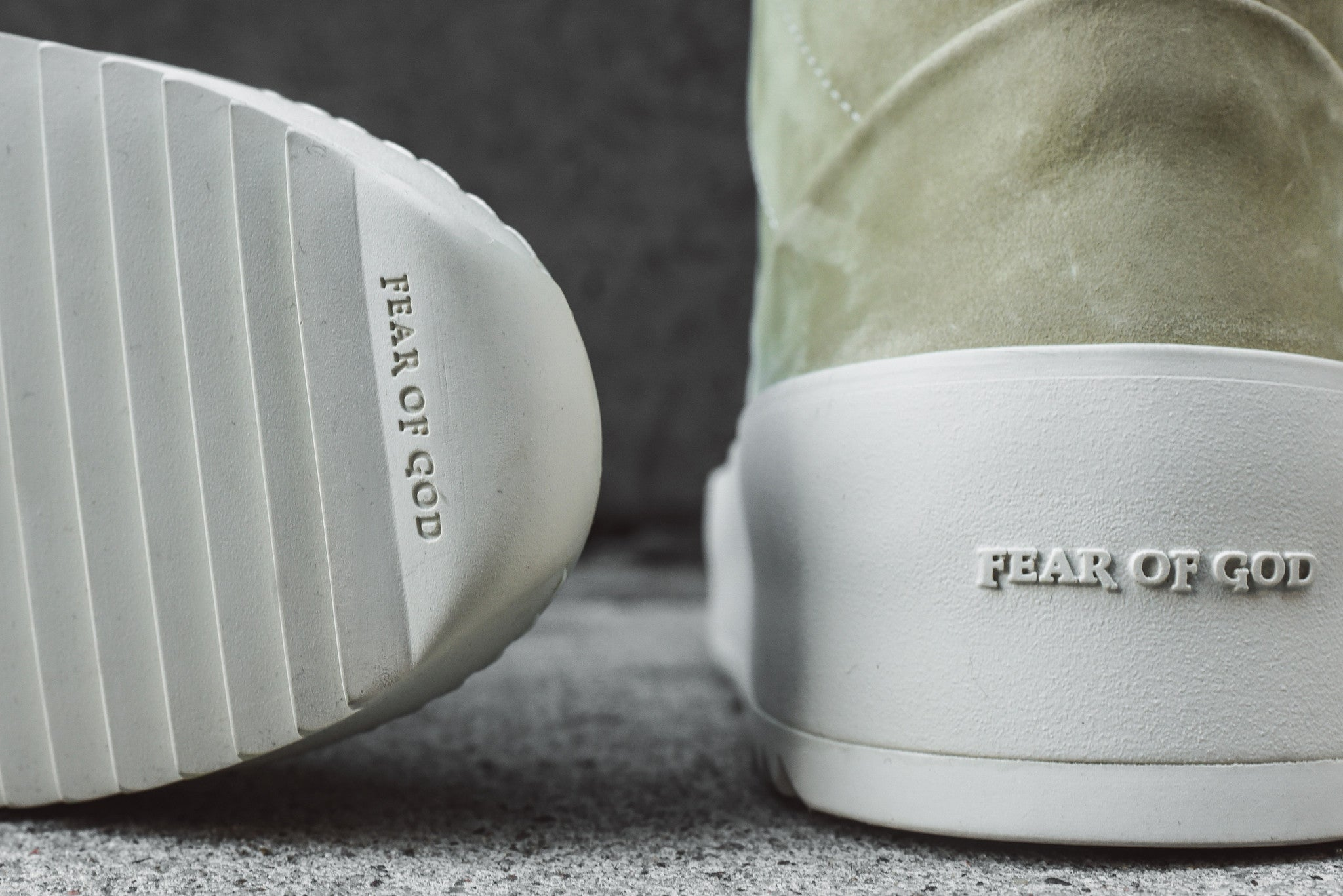 Fear Of God Military Sneaker - Mela