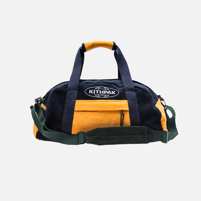 Kith x Eastpak Stand Corduroy Duffel Bag - Multicolor