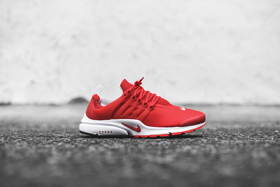 Nike Air Presto Essential - Red / White