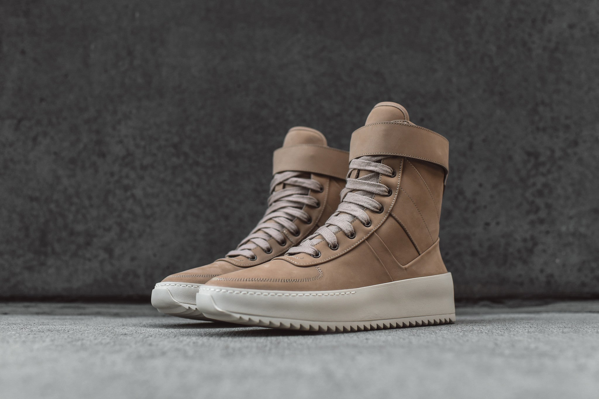 Fear Of God Military Sneaker - Canapa